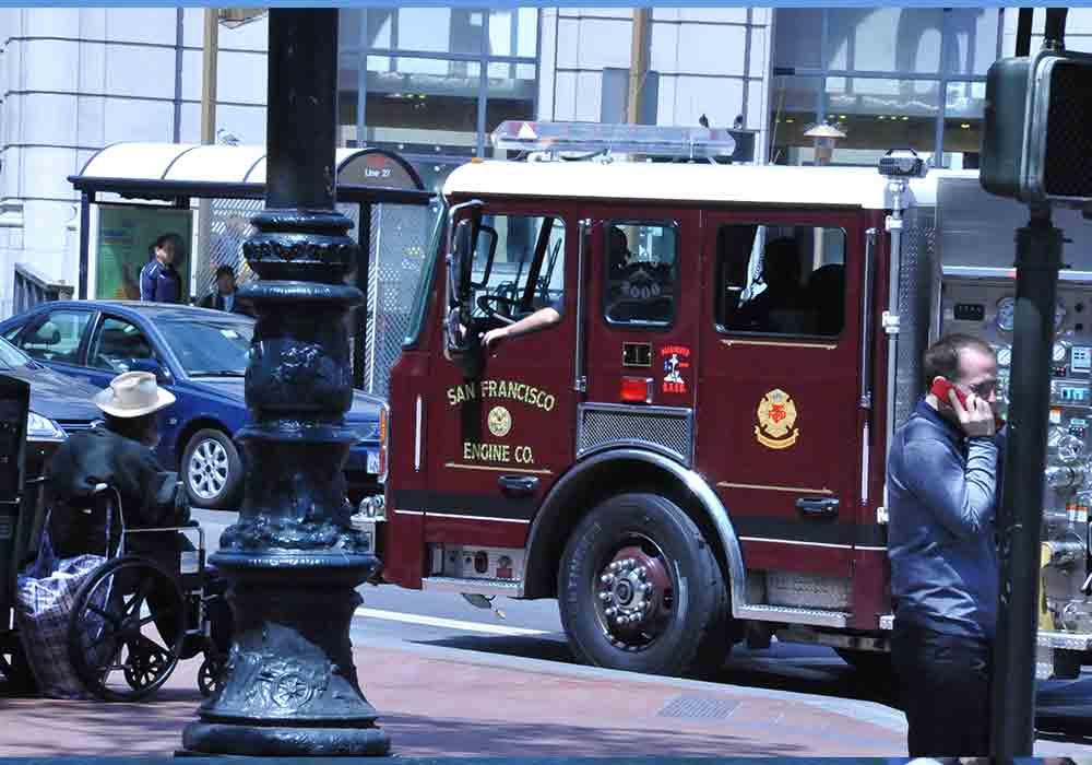 san francisco fire department