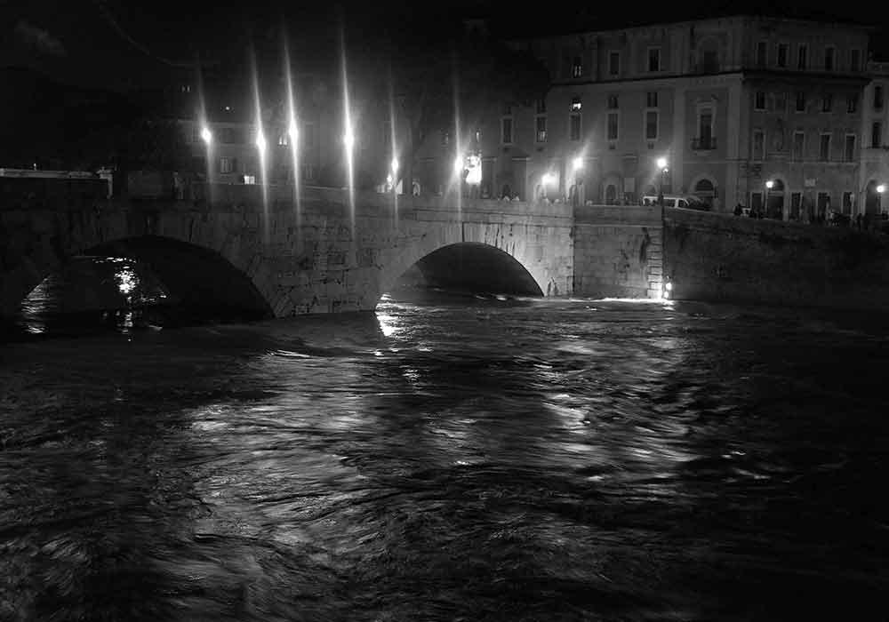 alluvione roma 2008