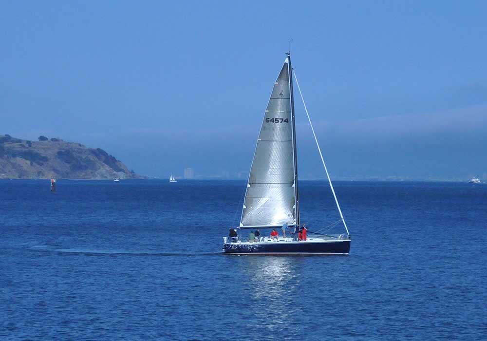Sausalito barca a vela